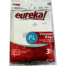 Eureka type PL paper bag 62389A