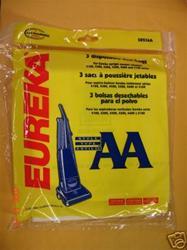 Eureka vacuum bags Type AA 58236A