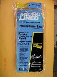 Eureka vacuum bags Type H 52323