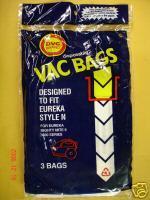 Eureka vacuum bags Type N 57988
