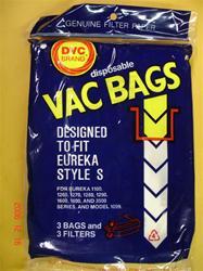 Eureka vacuum bags Type S 52326