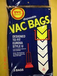 Eureka vacuum bags Type U 54310A