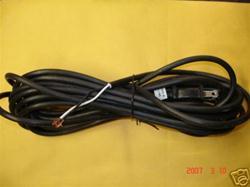 Eureka vacuum power cord 18 gauge #39630-2
