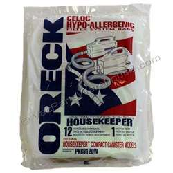 Oreck Paper Bag BB900-DGR