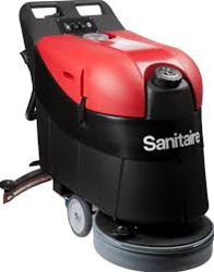 Sanitaire 20-Inch Cordless Scrubber