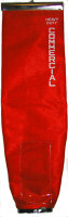 Sanitaire Commercial outer zipper bag (red) #53506-8
