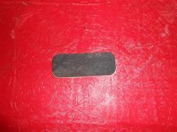 Sanitaire-Eureka Bag Adapter Gasket 55106