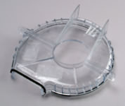 Sanitaire Fan Chamber Cover 13770-1
