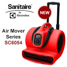 Sanitaire High Velocity Air Mover with Telescopic Handle SC6054