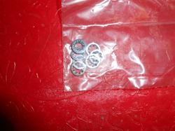 Sanitaire Lock Washer 53222-3 nla