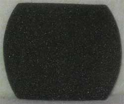 Sanitaire Motor Filter 61123