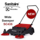 Sanitaire SC435 32 Inch Wide Area Sweeper