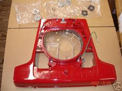 Sanitaire base assembly #53500-4