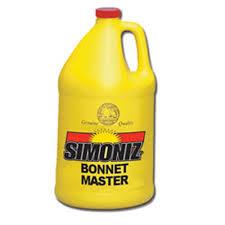 Simoniz Bonnet Master B0392005