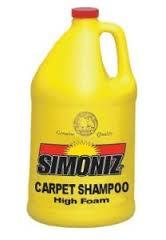 Simoniz Carpet Shampoo C0520004