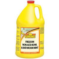 Simoniz Freedom Non Acid Bowl & Bathroom Cleaner F1232005