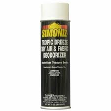Simoniz Tropic Breeze Dry Air & Fabric Deodorizer S3348012