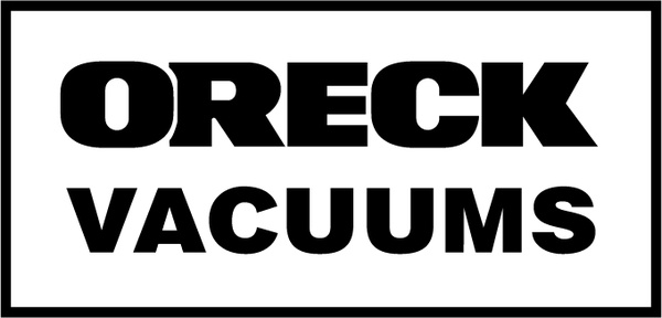 Oreck/Upright Vacuums]