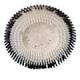 Bissell 13inch Nylon Carpet Scrub Brush 812913