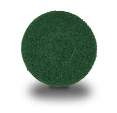 Bissell 15inch Green Scrub Pad