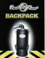 Dust Care Back Pack